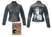 LIKE A VIRGIN - DENIM TRUNK LIMITED EDITION JACKET